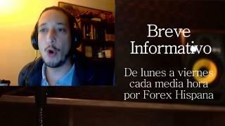 Breve informativo - Noticias Forex del 5 de Septiembre 2017