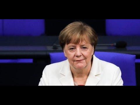 """Bundeskanzlerin Angela Merkel: """"Muslime gehören auch zu Deutschland"""""""