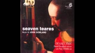 John Dowland - Seaven Teares: Music of John Dowland (The King's Noyse/David Douglass; Paul O'Dette)