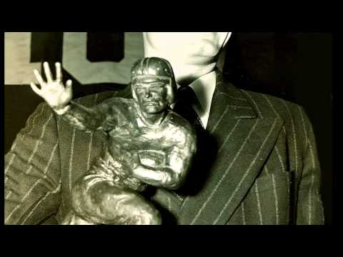 The Legendary Nile Kinnick & the Heisman Trophy