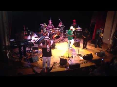 Clones of Funk @ the Avalon Theater 10/11/2014