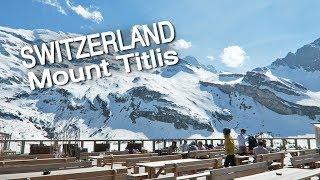 Mount Titlis Glacier Park Lucerne  Engelberg