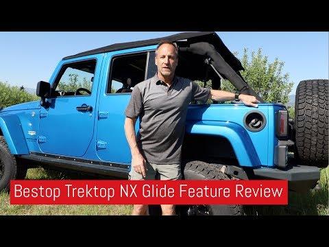 Bestop Trektop NX Glide Feature Review