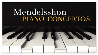 Mendelsshon Piano Solo - Soothing Instrumental Classical Music