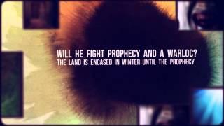 The Garnet Dagger Book Trailer