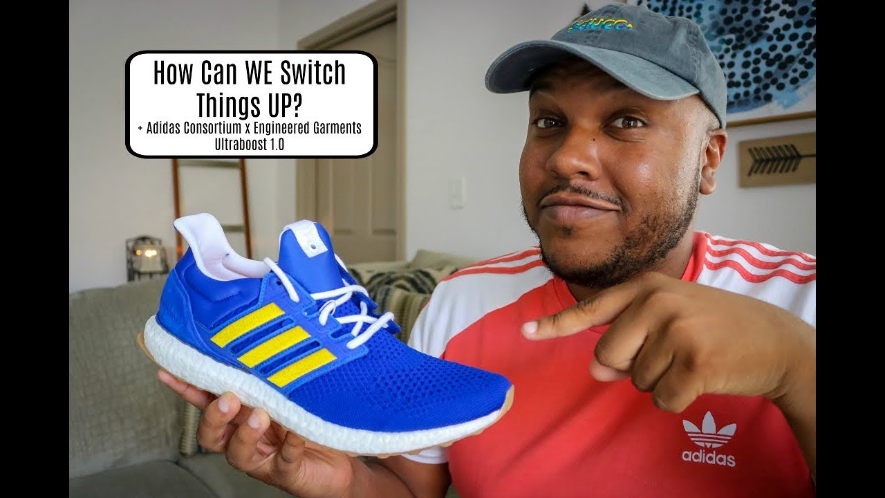 0a1ce1ac Adidas Consortium Engineered Garments Ultraboost + How can WE Switch ...