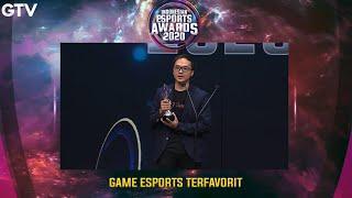 Download Game ESPORTS Terfavorit | INDONESIAN ESPORTS AWARDS 2020