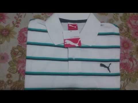 #3 Unboxing Camisa Polo Puma  Dafiti ( Listrada )