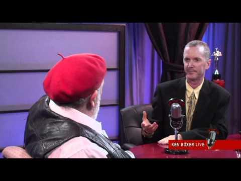 """Ken Boxer Live,"" Guest ""Baron"" Ron Herron, (Episode #01 - 2013/08/12)"