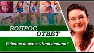 видео Что делать если малыш дерется?