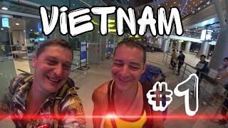 Перелёт Камбоджа Тайланд Вьетнам Донанг холодно Ром Бассейн и самолёты Вьетнам 2020 1
