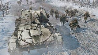 Company of Heroes 2 - Test-Video zur gelungenen Strategie-Fortsetzung