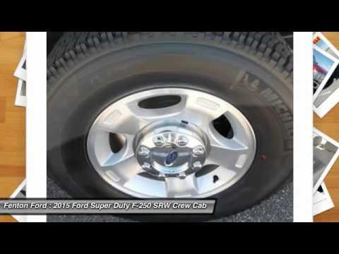 2015 Ford Super Duty F 250 Srw Dumas Tx Fed15707 Youtube
