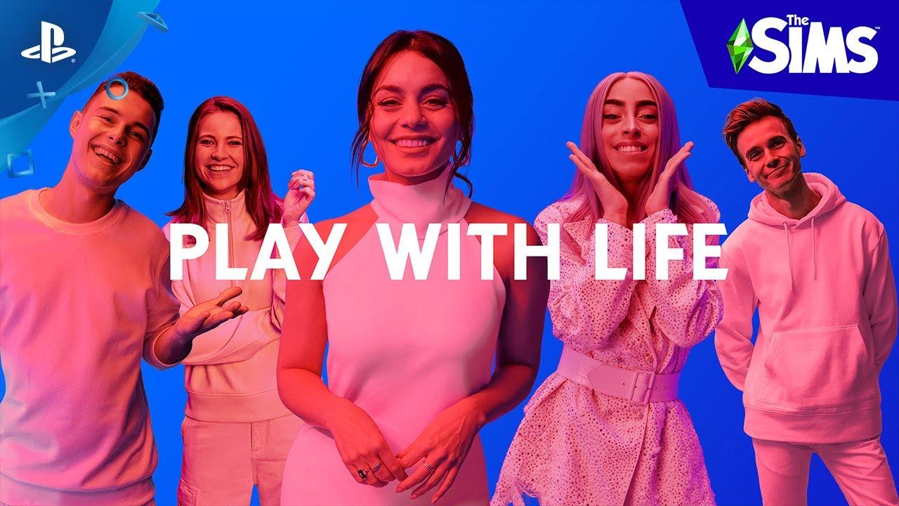 Assistir - The Sims: como você joga com a vida? | PS4 - online