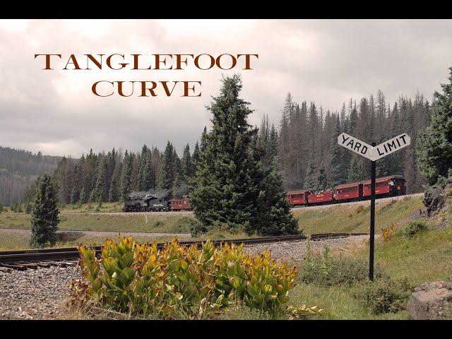 Tanglefoot Curve - Cumbres & Toltec
