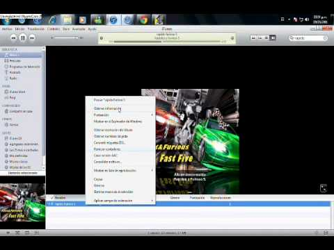 Cancion Original Rapido y Furioso 5in Control Dj Alien Teck