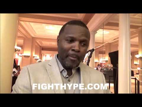 STEVE FORBES ADMITS MAYWEATHER