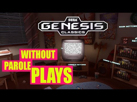 sega-genesis-classics-|-psvr-first-impression-livestream