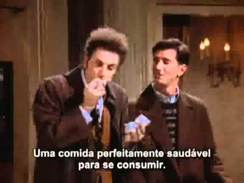 Seinfeld Perfectly Sane Food Hot Dog