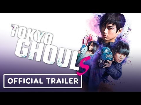 Tokyo Ghoul S - Official Live Action Trailer (2019)
