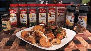 Chipotle Chicken With Glaze & Decadent Chips
