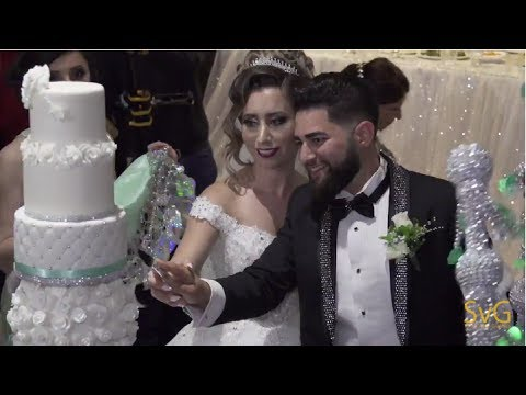 Wedding of of Martin & Fadia - Vancouver, BC July 7 - SvG Broadcast Live Events.