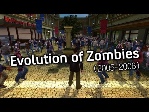Dead Rising - Evolution of Zombies [2005-2006]