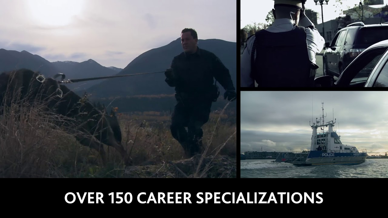 Police officer careers   Royal Canadian Mounted Police