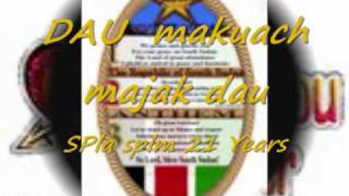 Abyei Jazz nyankol mathing song  video by mr.Dau makuach