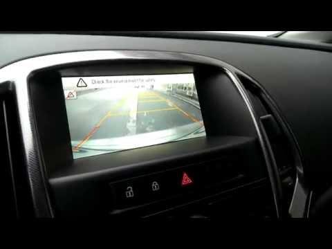 Opel Astra J Sports Tourer - Navi900+Reverse Camera