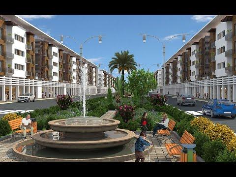 Projet immobilier benslimane par shems al madina youtube for Projet appartement
