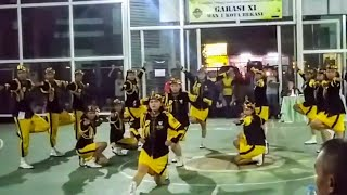 Download Video Paskibra SMA PGRI 1 Kota Bekasi at LKBB GARASI XI MAN 1 Kota Bekasi MP3 3GP MP4