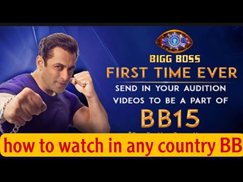 How To Watch Big Boss 13 In Any Country 🔥🔥 ||