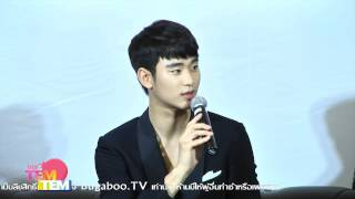 140329 Kim Soo Hyun Asia Tour 1st Memory in Thailand (Press) 2/2