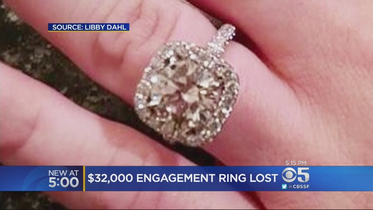 Lost & Not Found: $32,000 Engagement Ring - YouTube