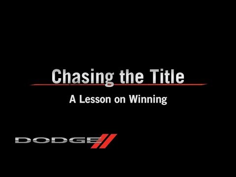 A Lesson On Winning | Chasing the Title | Dodge