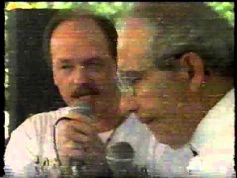 Pe.Robert DeGrandis no Brasil - Raríssimo