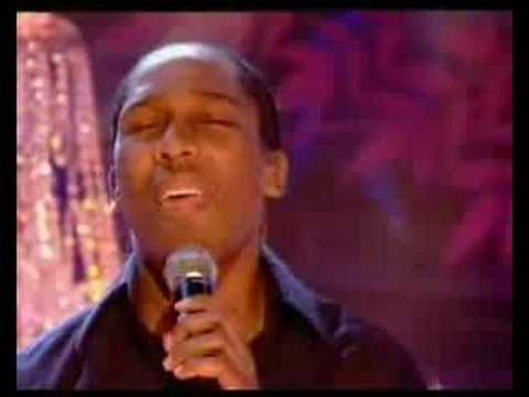 Lemar Somebody should tell you Live 2006