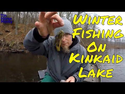 Kinkaid Lake Fishing Report December 9th 2019