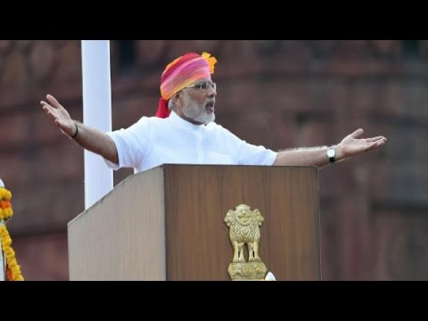 PM Narendra Modi's Independence Day Full Speech - 2016