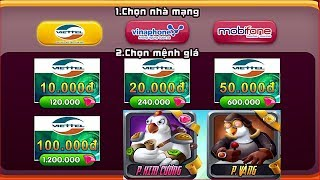 Hướng Dẫn Chơi Game Kiếm Thẻ Cào Điện Thoại | Kiếm Tiền Online