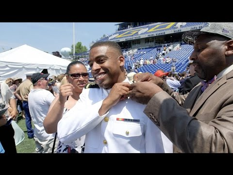 Keenan Reynolds Graduates From The Navy, Ready For The NFL