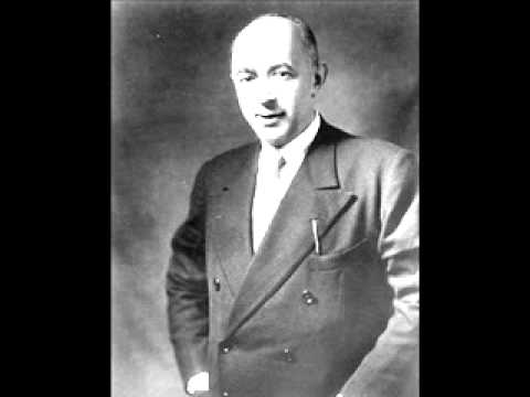 "Jan Smeterlin Plays Schulz-Evler Arabesques On ""The Beautiful Blue Danube"" Of  J. Strauss"