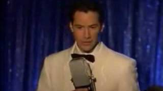 Sweet November - Keanu Reeves Sings