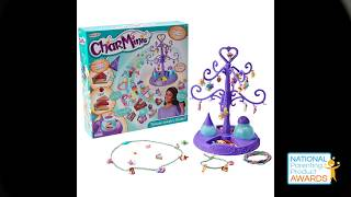 NAPPA Product Review: CharMinis Deluxe Jewelry Studio