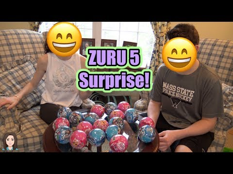 ZURU 5 Suprise Opening with Joe Maple! | Kelli Maple