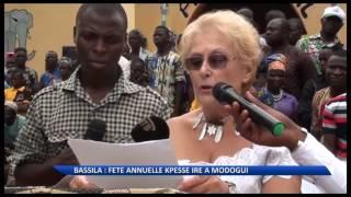 vuclip Bassila a célébré la fête annuelle Kpesse Iré à Modogui