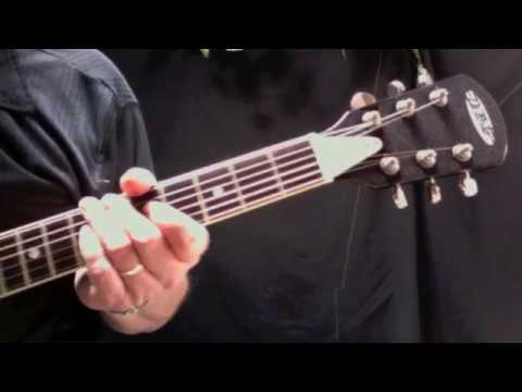 OH PRETTY WOMAN - Guitar Lesson