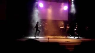 "Baile intro musical ""Hotel Dulce Hotel"". Villanueva de Córdoba"