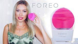 FOREO LUNA Mini 2 Обзор | Прибор для идеальной кожи | Применение LUNA Mini 2 | Фавориты лета